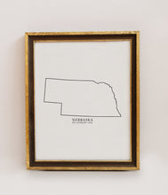 Load image into Gallery viewer, Nebraska poster