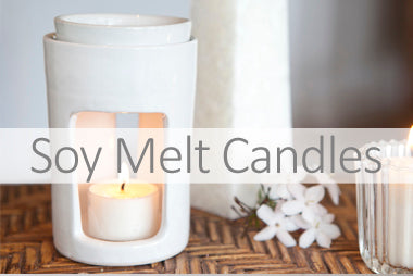 soy melt candles