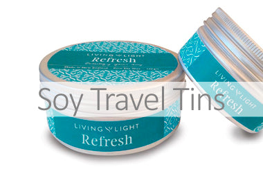 Soy Travel Tins