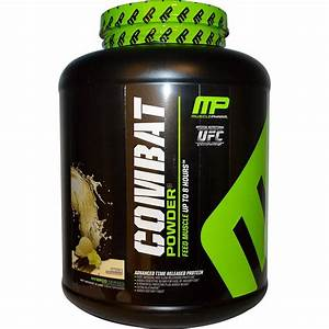 Muscle Pharm Vanilla Protein Powder