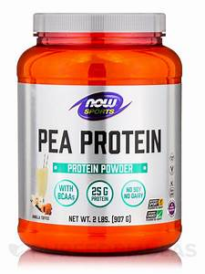 Pea Protein Powder - Pure Unflavored