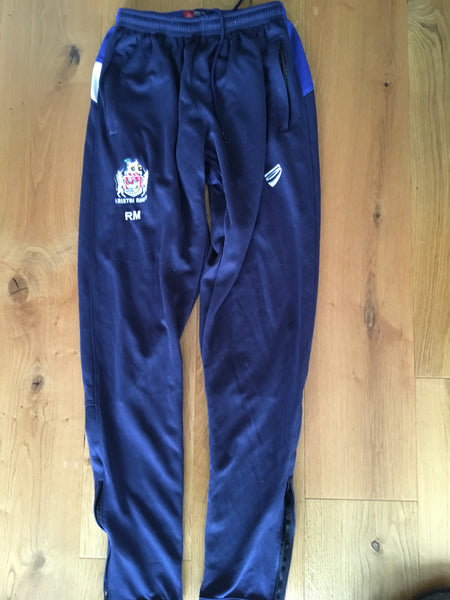 Ross McMillan - Bristol Rugby Jogging Pants [Blue]