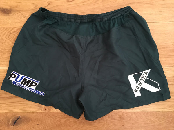 Max Lahiff - London Irish Match Shorts [Dark Green]