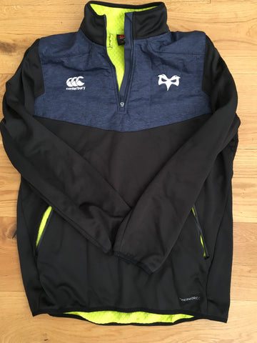 Ospreys Fleece [Black & Blue]
