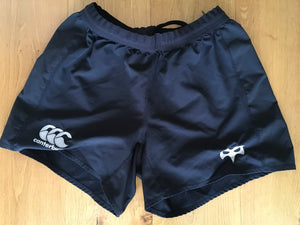 Sam Cross - Ospreys Training Shorts [Black]