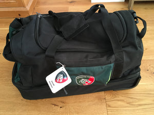 Jonah Holmes - Leicester Tigers Travel Bag [Black]