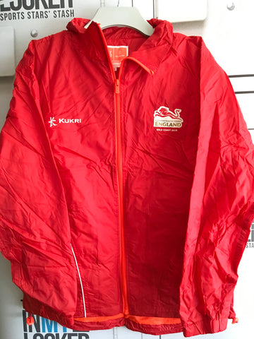 Ollie Lindsay-Hague - Commonwealth Games 2018 Showerproof Jacket [Red]