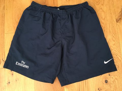 Tom Homer - England 7's Gym Shorts [Blue]