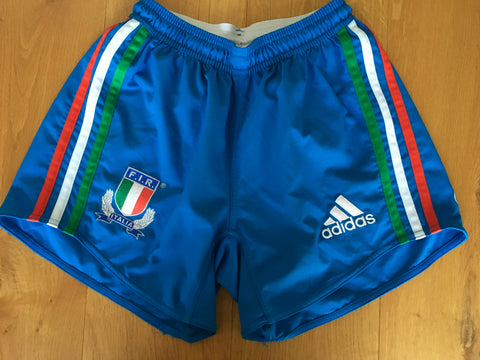 Tom Seabrook - Italy Playing Shorts [Blue]