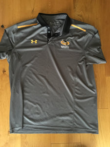 Charlie Matthews- Wasps Polo Shirt [Grey,Black & Gold]