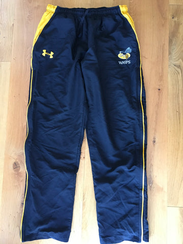 Simon McIntyre - Wasps Tracksuit Bottoms [Black & Gold]