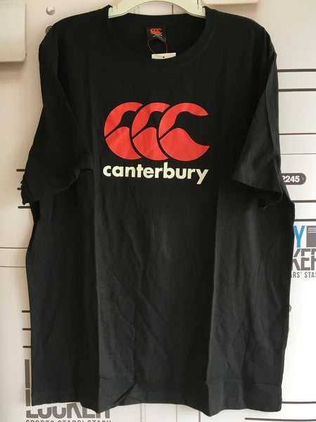 Richard Wigglesworth - Canterbury T-Shirt [Black]