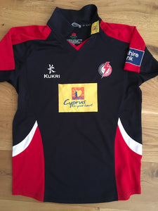 Paul Horton - Lancashire Lightning Playing Shirt [Red & Blue]
