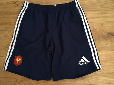 Sam Cross - France Gym Shorts [Blue]