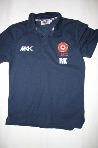 Rob Keogh - Northants Polo Shirt [Navy]