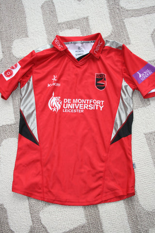 Paul Horton - Leicestershire Foxes RLODC Match Shirt [Red]