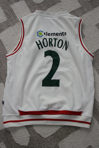 Paul Horton - Leicestershire CCC Sweater [White]