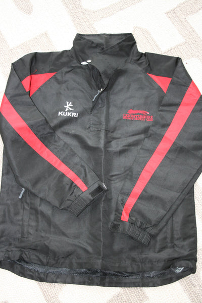 Paul Horton - Leicestershire CCC Showerproof Jacket [Black]