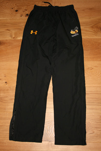 Marcus Watson - Wasps Tracksuit Bottoms [Black]