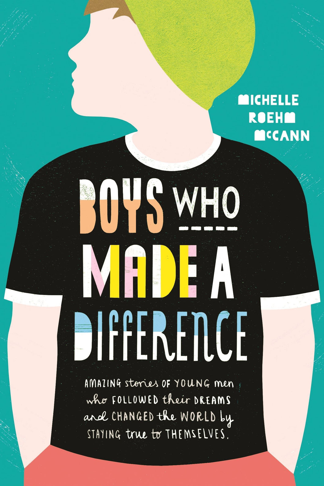 Boys who Made a Difference Books GrumpyKid
