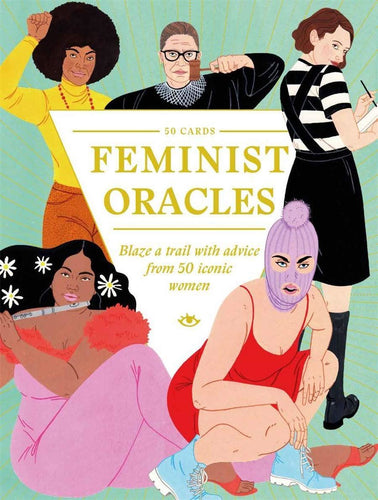 Feminist Oracles Games and Puzzles Laurence King