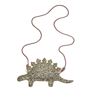 Gold Stegasaurus Bag Purse Mimi & Lula