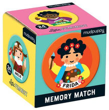 Load image into Gallery viewer, Little Feminist Mini Memory Match Game Books Mudpuppy