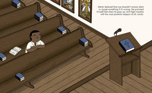 Load image into Gallery viewer, Little People Big Dreams: Martin Luthur King Jr Books GrumpyKid