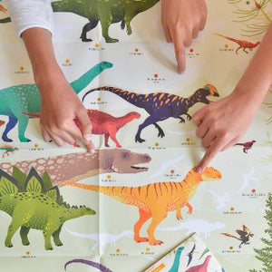 Poppik Discovery Stickers: Dinosaurs Sticker Book Poppik