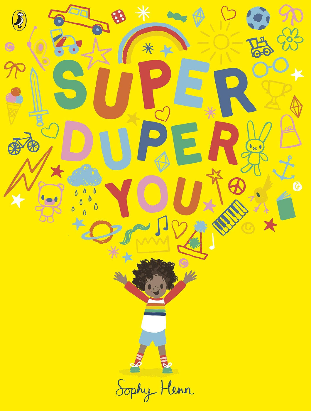 Super Duper You Books Penguin Puffin
