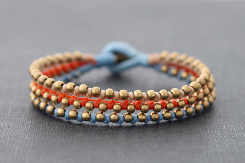 Candy Mix 3 Row Bracelet
