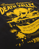 Death Valley (Navy Blue) Kids T-Shirt - Delicious California