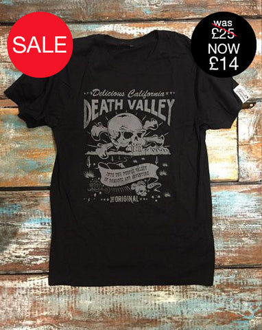 Death Valley - Men's 100% Organic T-Shirt
