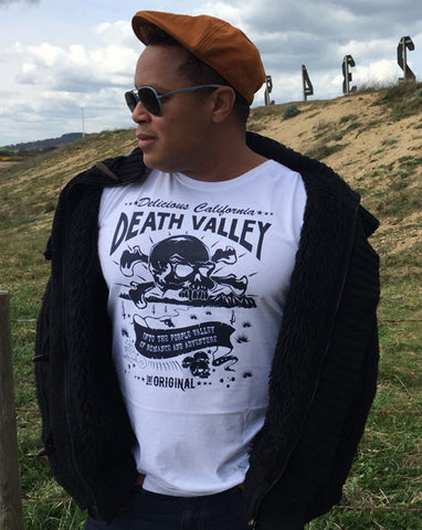 Death Valley T-Shirt - Mens