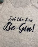 Yoga Yoga - 'Let the fun be GIN!' - Delicious California