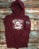 Classic Chunky Hoody - Death Valley - Delicious California