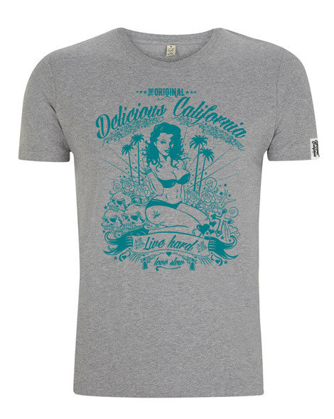 **SALE** Love Slow T-Shirt - Mens - Delicious California