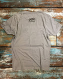 Southern Riders - Men's 100% Organic T-Shirt [Sports Grey] - Delicious California