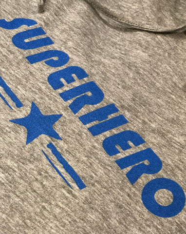Superstar Hoody - 'Superhero'