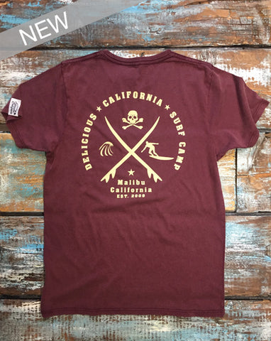Delicious California Logo Graphic T-Shirt (MENS)