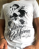 100% Pure T-Shirt - Mens - Delicious California