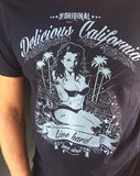 'Love Slow' Graphic T-Shirt - Delicious California