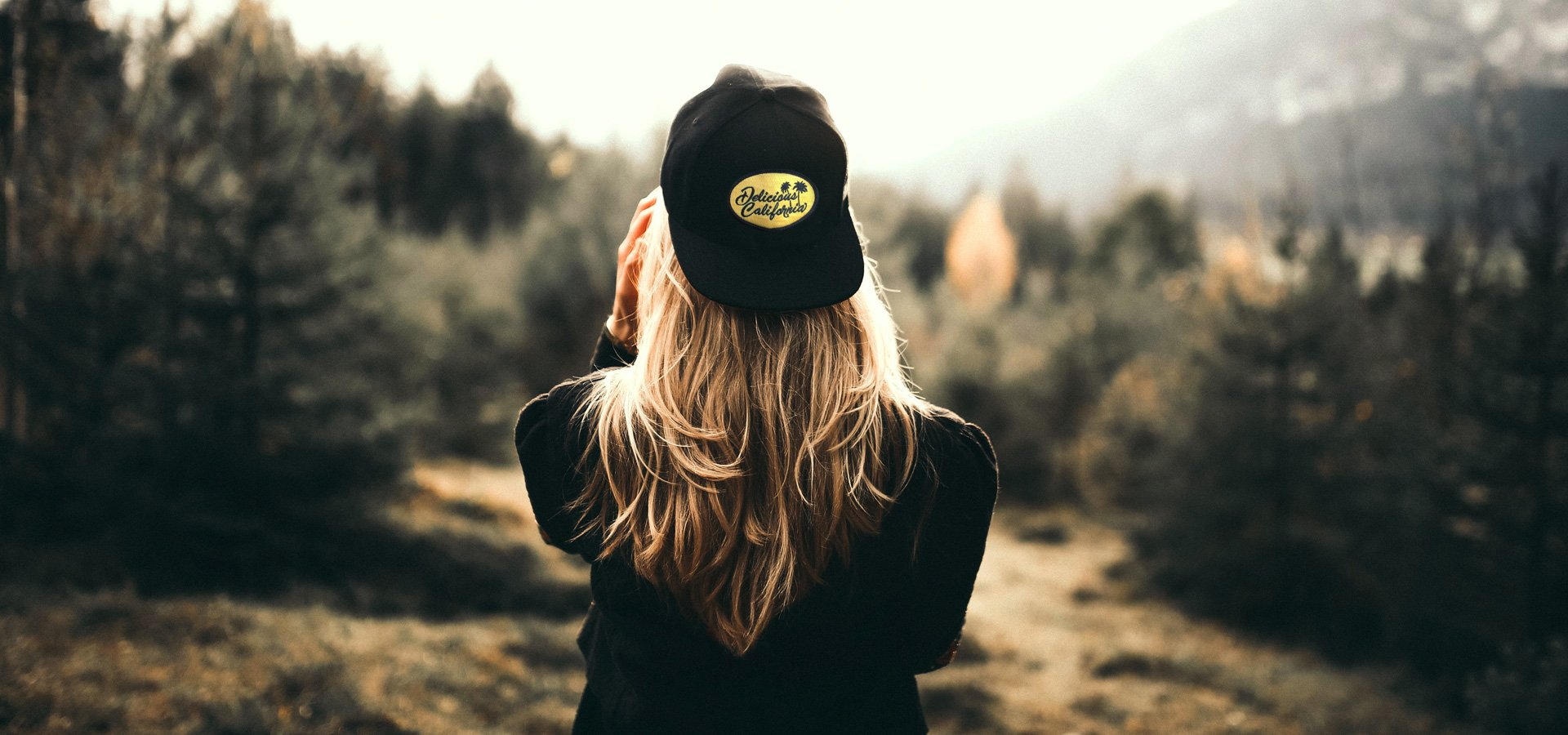 Delicious California Autumn Baseball Cap