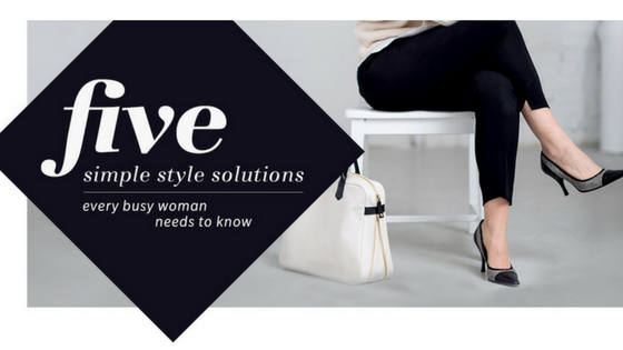 5 Simple Style Solutions