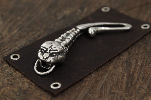 Panther Keychain