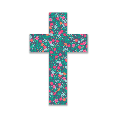 Big Cross Floral