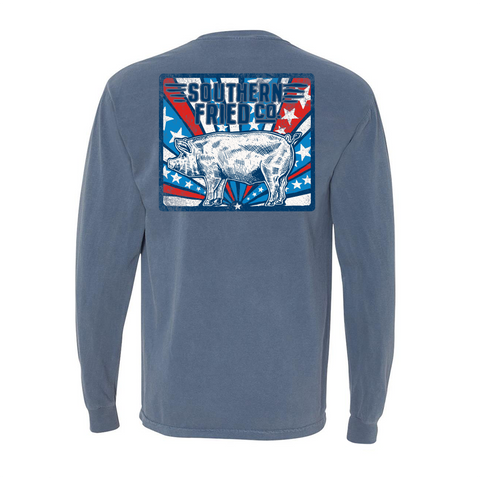 Rise Up Big Hog - Long Sleeve