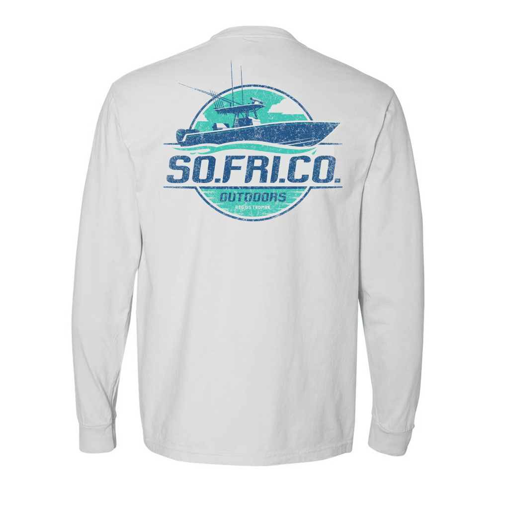 SOFRICO Charters - Long Sleeve