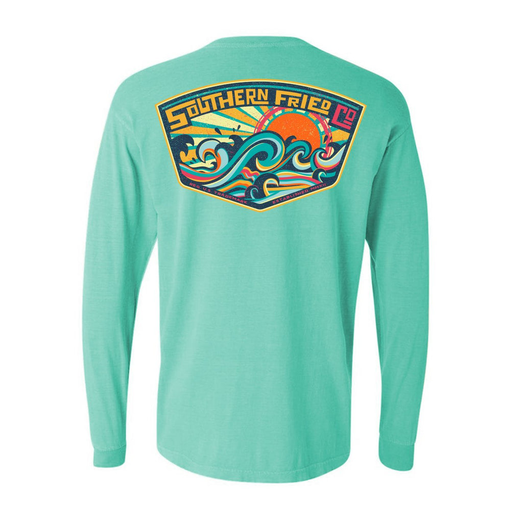 Make Some Waves - Long Sleeve
