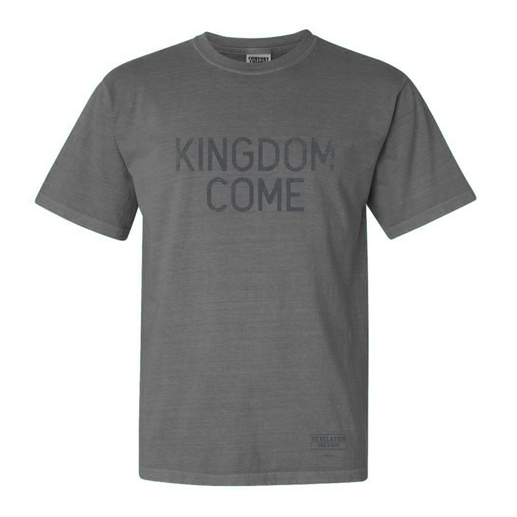 Kingdom Come - Front Print